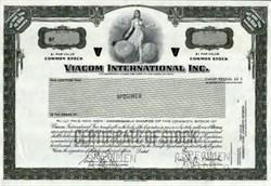 Viacom International Inc. (Pre Sumner Redstone ) - Ohio 1977