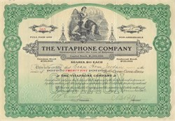 Vitaphone Company 1916