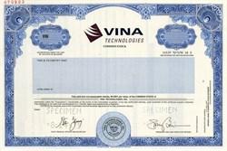 Vina Technologies - Delaware