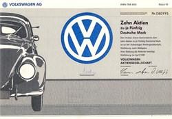 Volkswagen AG - 1991