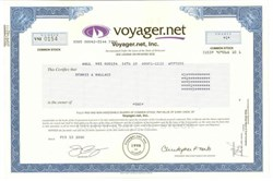 Voyager.net ( Now CoreComm )
