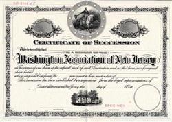 Washington Association of New Jersey - Morristown, New Jersey