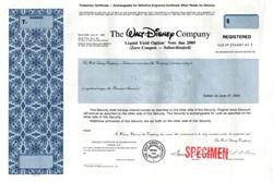 Walt Disney Company - 1990