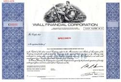 Wall Financial Group - British Columbia, Canada