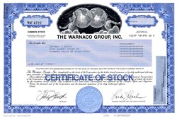 Warnaco Group, Inc. - Delaware 2001