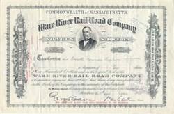 Ware River Railroad Company - Massachusetts