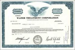 Water Treatment Corporation ( Sequa Corporation)