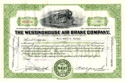 Westinghouse Air Brake Company - Pennsylvania