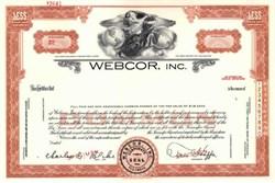WEBCOR, Inc.