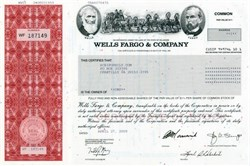 Wells Fargo and Company