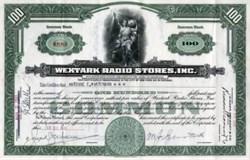 Wextark Radio Stores, Inc. - 1931