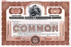 Westinghouse Electric & Manufacturing Company