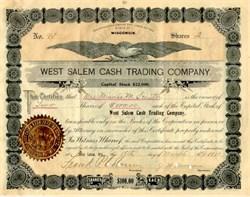 West Salem Cash Trading Company
