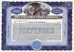 West Virginia Metal Products Corporation