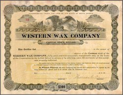 Western Wax Company