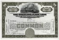 Wheeling and Lake Erie Railway Company - Ohio 1949