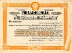 White Cross Milk Company - Philadelphia