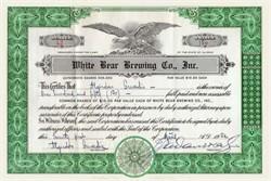 White Bear Brewing Company, Inc. 1952
