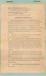 Whitney's Point and Glen Aubrey Telephone Company 1904 - New York