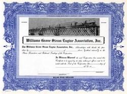 Williams Grove Steam Engine Association - Pennsylvania