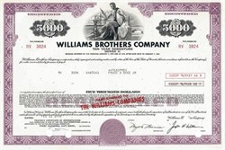 Williams Brothers ( Early Williams Companies )