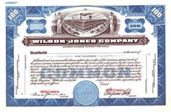 Wilson - Jones Company - Famous Binder Maker