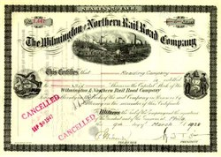 Wilmington & Northern Rail Road Company