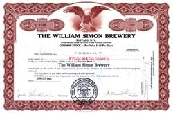 William Simon Brewery 1968 - Buffalo, New York