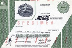 World Jai-alai Inc. - Delaware 1973
