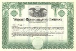 Wright Refrigerator Company