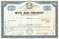 WTC Air Freight Company