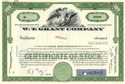 W. T. Grant Company - Delaware