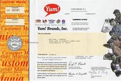 Yum! Brands, Inc. (Taco Bell, KFC, Pizza Hut, and WingStreet )  - North Carolina