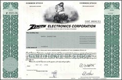 Zenith Electronics Corporation