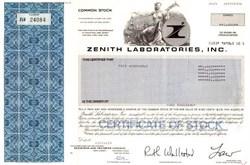 Zenith Laboratories, Inc.