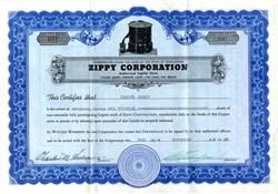 Zippy Corporation - Washington 1948