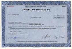 Zupintra Corporation - Florida