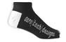 black coolmax cycling socks
