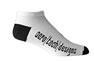 white coolmax socks