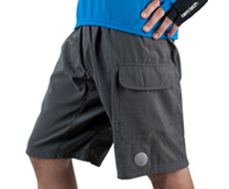 Men's Cargo Shorts - Padded