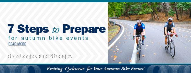 autumn bike events