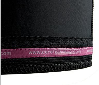 pink silicone elastic leg gripper
