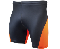 fitness compression shorts