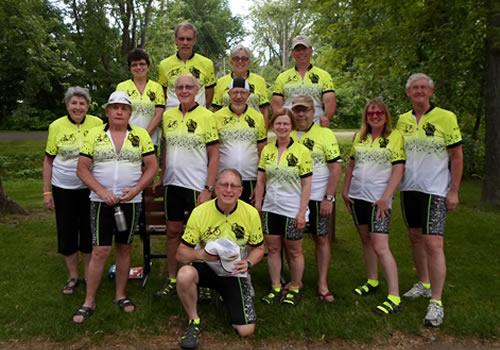 pedal across Wisconsin