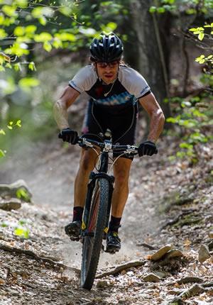 Jordan is a  professional bike racer