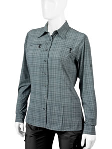 womens bicycle commuter shirt