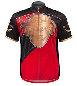 Clydesdale Hardy Drafter Big Man Cycling Jersey