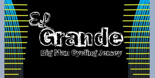 El Grande Cycle Jersey
