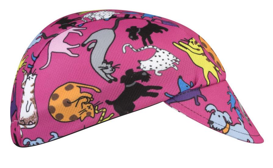 Pink girls hat
