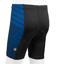 Blue Power Tread Shorts